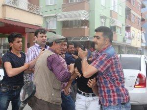 Samsun'da Baba - Oğul Arasında Çıkan Tartışmada Yumruklar Düştü