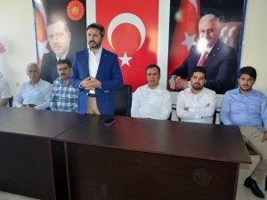 """TBMM Başkan Vekili Aydın: """"Terör Örgütü En Çok Kürt Kardeşlerimize Zulmediyor"""""""