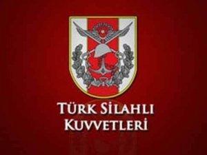 DEAŞ Terör Örgütüne TSK'dan Darbe