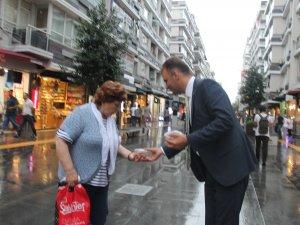 CHP'den İlkadım'a Lokma