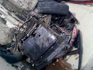 Sinop'ta Tır Otomobil İle Çarpıştı: 5 Ölü, 1 Yaralı