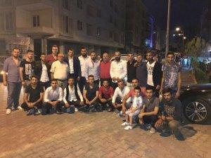 Artvinliler Samsun'da İftarda Buluştu