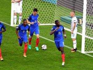 Son Yarı Finalist Fransa
