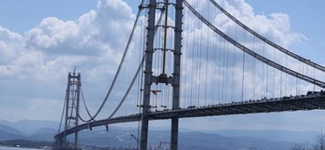 Samsunlu İşadamı Osmangazi Köprüsü'nü Öyle Anlattı ki!
