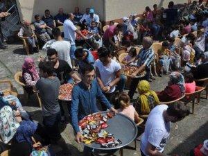 Samsun'da 'Arefe Bayramı' Geleneği