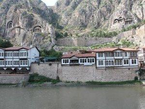 Amasya'da 520 Bin Turist Hedefi