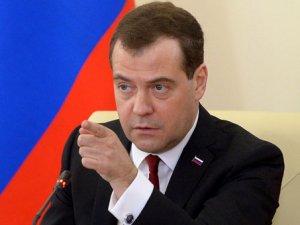 Medvedev'den Flaş Türkiye Açıklaması