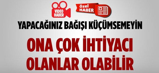 Türk Kızılayı Samsun Canik Şubesi İhtiyaç Sahiplerinin Her Derdine Koşuyor