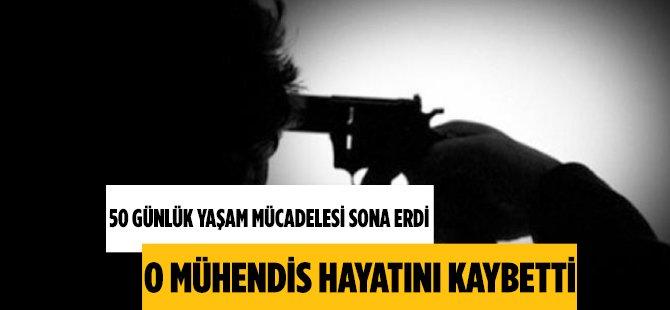 Samsun'da Kendini Vuran Mühendis Hayatını Kaybetti