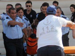 Adana'da Polis Merkezinde İntihar Şoku!