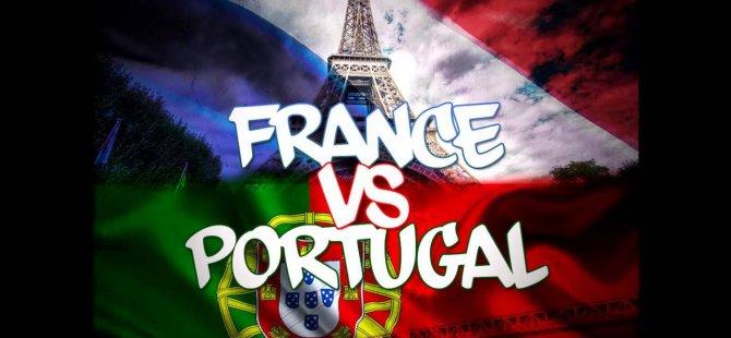 Fransa mı Ronaldo mu?