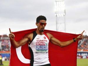 Milli Atlet Yasmani Copello Escobar Avrupa Şampiyonu Oldu