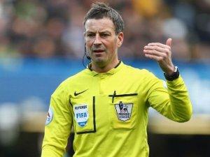 Avrupa Futbol Şampiyonası'nda Final Maçı İngiliz Hakemin