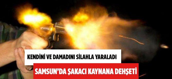 Samsun'da Şakacı Kaynana Dehşeti