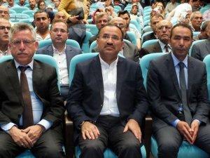Adalet Bakanı Bozdağ'dan 'Erken Seçim' Açıklaması