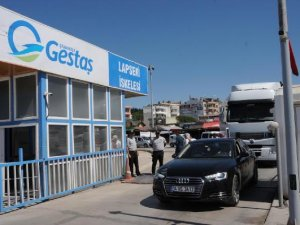 Çanakkale'de Gestaş 6 Günde 120 Bin Araç Taşıdı
