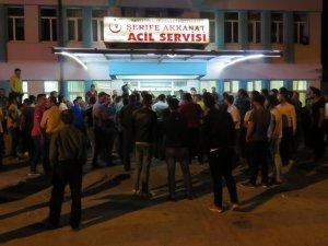 Konya'da Tehlikeli Gerginlik
