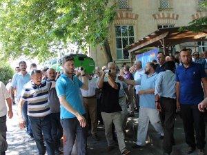 Hacı Nevzat Yaralı Son Yolculuğuna Uğurlandı