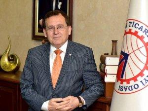 Trabzon Ticaret Ve Sanayi Odası Başkanı M. Suat Hacısalihoğlu'ndan  İşadamlarına Çağrı