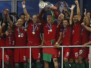 Avrupa'nın En Büyüğü Portekiz