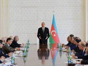 """Aliyev: """"Karabağ Müzakerelerinde Tarihte Görülmemiş Hareketlilik Var"""""""
