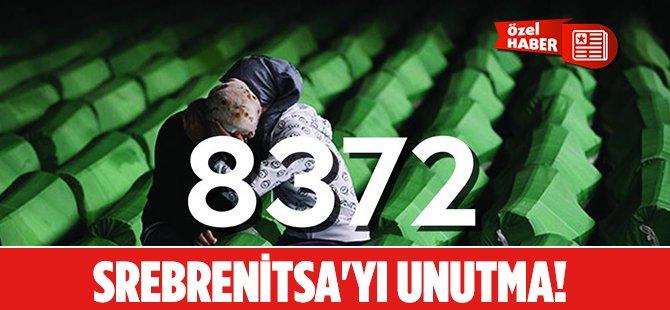 Srebrenitsa Katliamını Unutma!