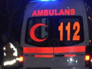 Kilis'te Askeri Araçla Otomobil Çarpıştı: 2 Asker Yaralı