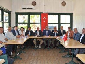 """AK Parti Genel Başkan Yardımcısı Kaya: """"HDP'li Belediyeler Hesabını Verecekler"""""""