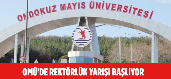 Samsun Ondokuz Mayıs Üniversitesi'nin Sekizinci Rektörü Kim Olacak?