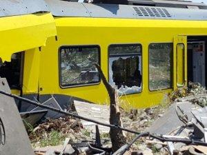 İtalya'da Tren Kazasında Ölü Sayısı 20'ye Yükseldi