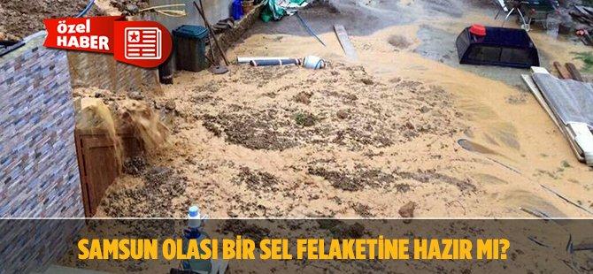 """Büyükşehir Belediyesi Genel Sekreter Yardımcısı Mustafa Yurt Açıkladı: """"Samsun Olası Bir Sel Felaketine Hazır Mı?"""""""