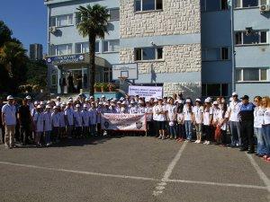 TDP 80 Öğrenciyi Çanakkale'ye Uğurladı