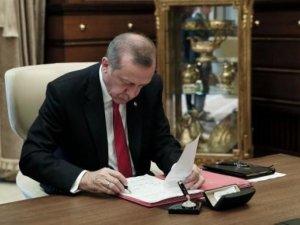 Erdoğan TSK Personel Kanunu'nu Onayladı