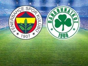 Fenebahçe Hazırlık Maçında Panathinaikos'u 2-1 Mağlup Etti