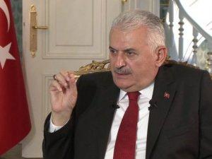 """Başbakan Yıldırım: """"Suriye'de Her Şeyden Önce Esed Değişmeli"""""""
