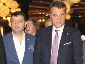 Beşiktaş'ta Erdal Torunoğulları İstifa Etti