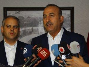 Bakanlar Çavuşoğlu Ve Kılıç Samsun'da STK'larla Biraraya Geldi