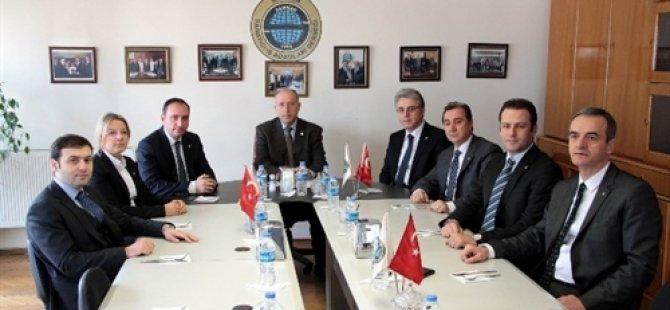 Samsun  Sanayici ve İş Adamları Derneği Darbe Girişimini Kınadı