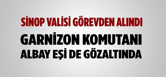 Darbe Girişiminin Ardından Sinop Valisi Dr. Yasemin Özata Çetinkaya Görevden Alındı