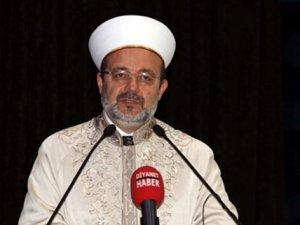 Diyanet İşleri Başkanı Prof. Mehmet Görmez'den Çağrı