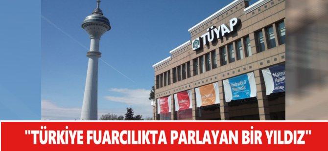 """TÜYAP Anadolu Fuarları Genel Müdürü İlhan Ersözlü: """"Türkiye Fuarcılıkta Parlayan Bir Yıldız"""""""