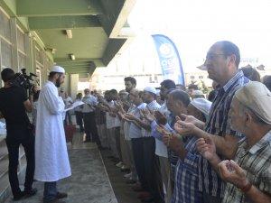 AGD Demokrasi Şehitleri İçin Gıyabi Cenaze Namazı Kıldı