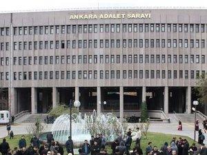 Ankara Adliyesi'nde Silahlı Saldırı
