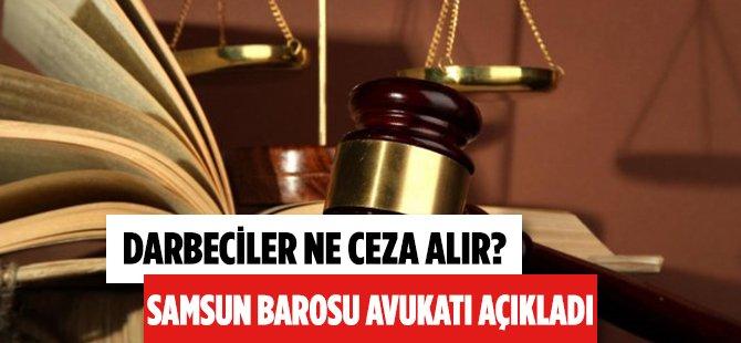Samsun Barosu Avukatı Açıkladı