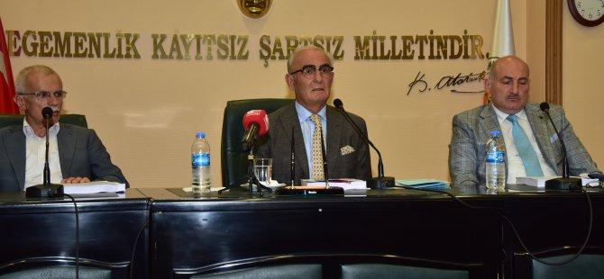 Samsun Büyükşehir Belediye Başkanı Yusuf Ziya Yılmaz'dan Çağrı