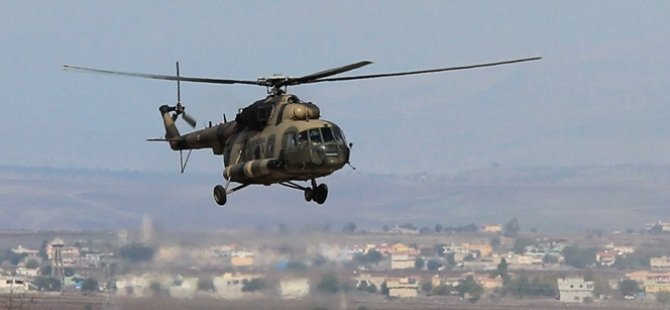 """""""Helikopter Ya Da Savaş Uçağı Görülürse Rapor Edin"""""""