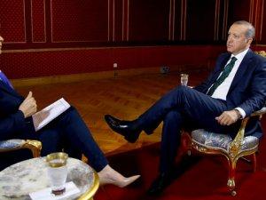 Cumhurbaşkanı Erdoğan, O Anları Anlattı