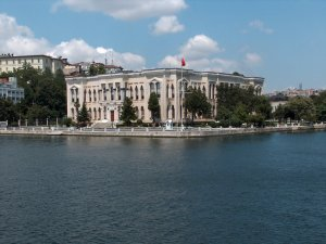 İstanbul Kuzey Deniz Saha Komutanlığı'nda Arama Yapılıyor