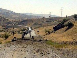 Siirt'te Mayınlı Saldırı: Yaralılar Var