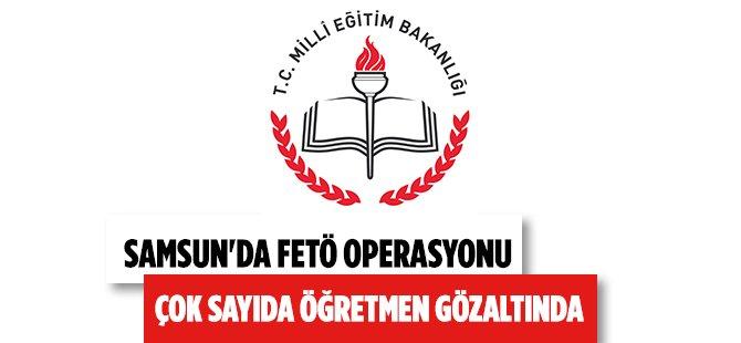 Samsun'da Darbe Soruşturmasında 17 Öğretmen Açığa Alındı